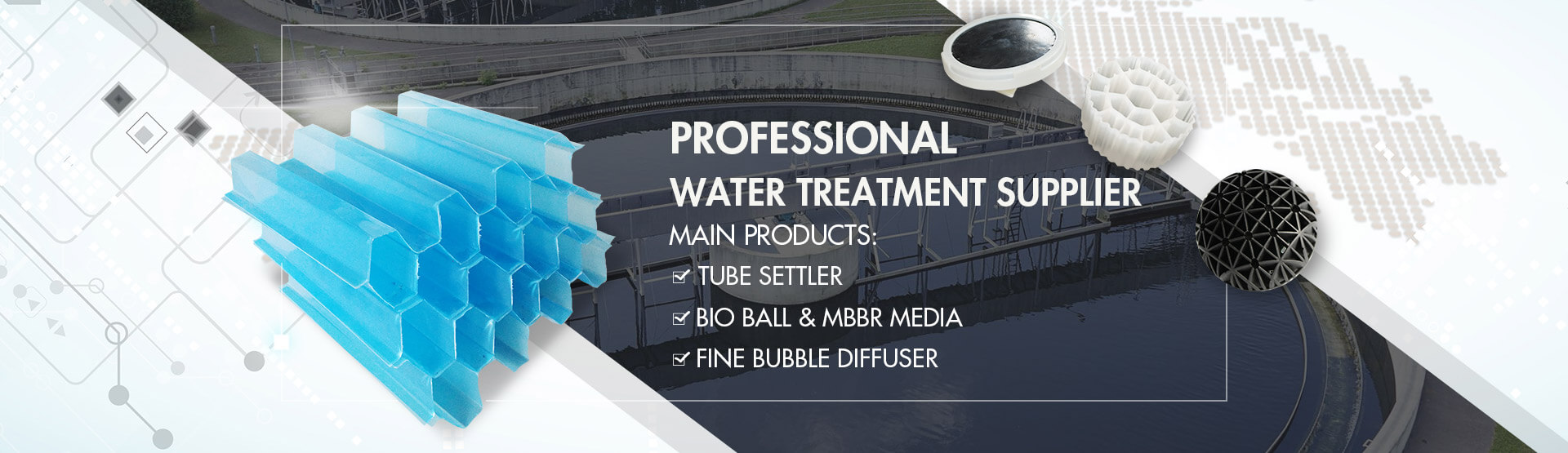 Water Treatment Media