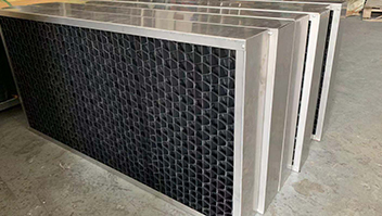 Drift Eliminator plays an important Role in Cooling Tower