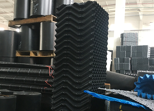 Cooling Tower Fill-S wave