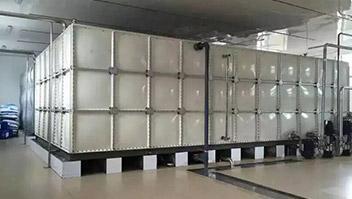 News FRP Water Tank