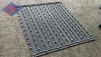 What is cooling tower fill?