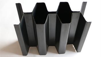 PVC Black Lamella Clarifier